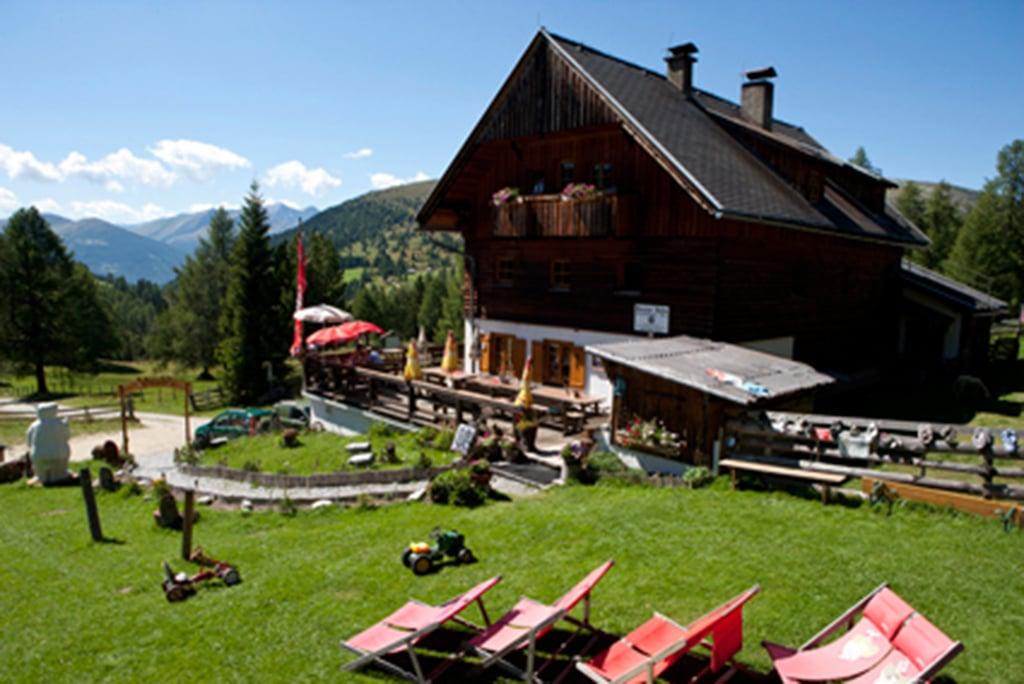 Katschberg Bonner Hütte