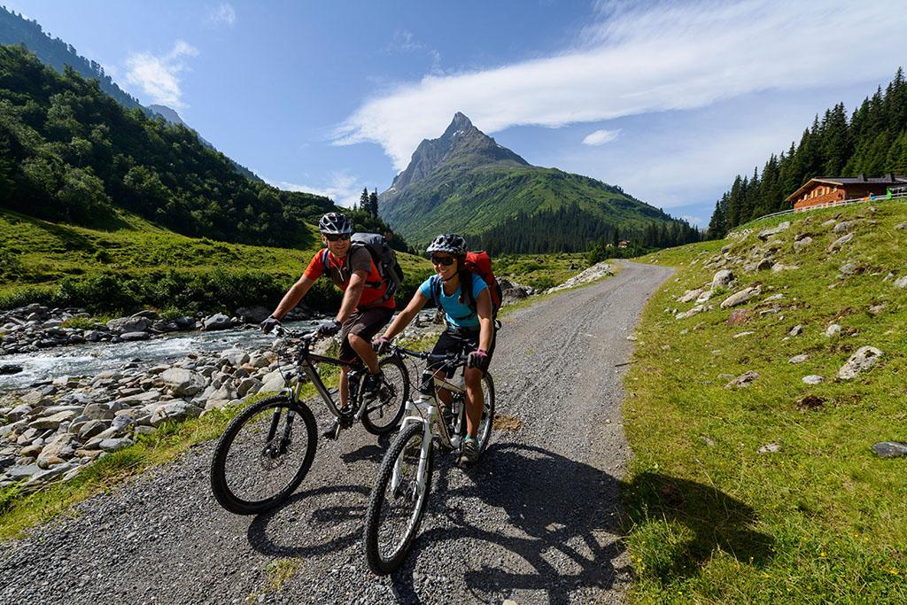 MTB Arlberg