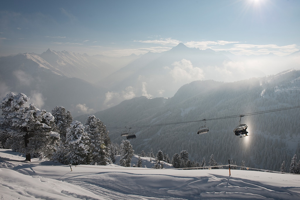 Skigebiete Mayrhofen