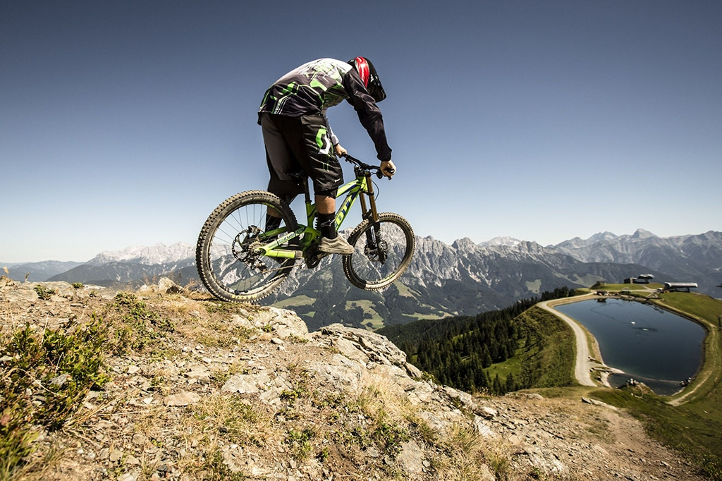 Mountainbike Saalfelden