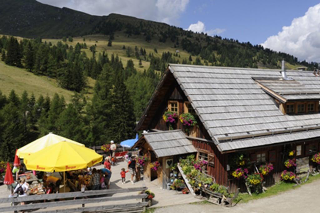 Die Pritzhütte Katschberg