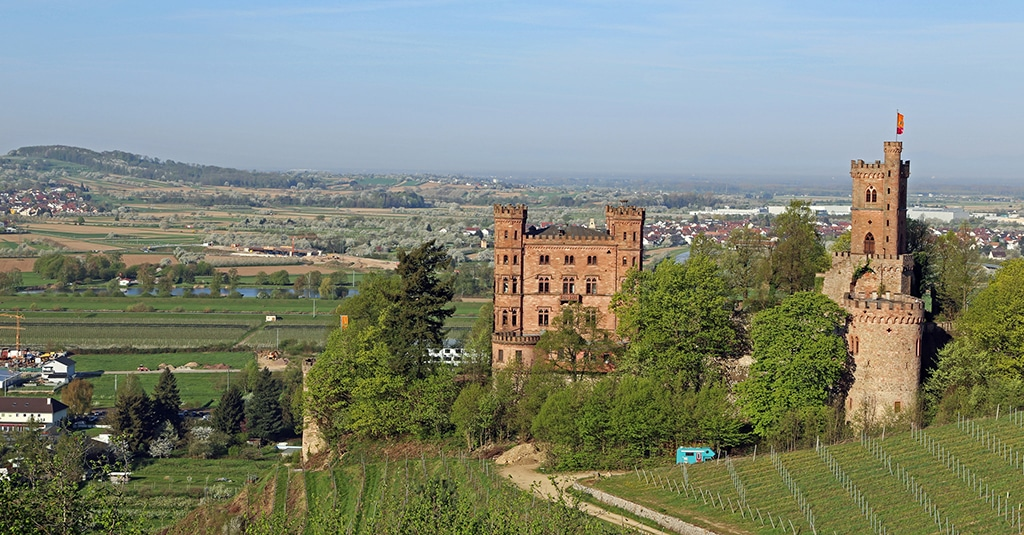 Schloss Ortenberg in der Ortenau