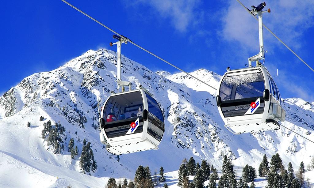 Kronplatz Skigebiet