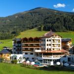 Das Hotel Unterschwarzachhof in Saalbach Hinterglemm
