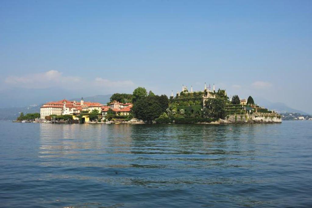 Isola Bella in Verbania Italien