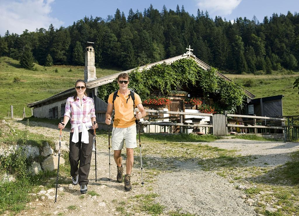 Wandern in Kufstein (c) Ferienland Kufstein