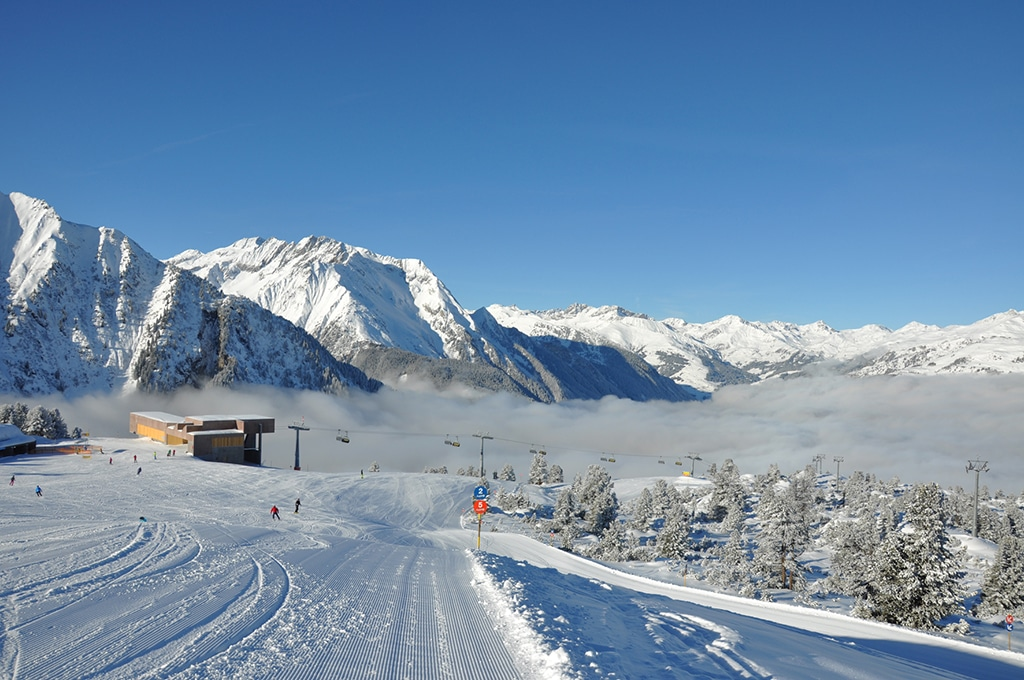 Skigebiet Zillertal Mayrhofen