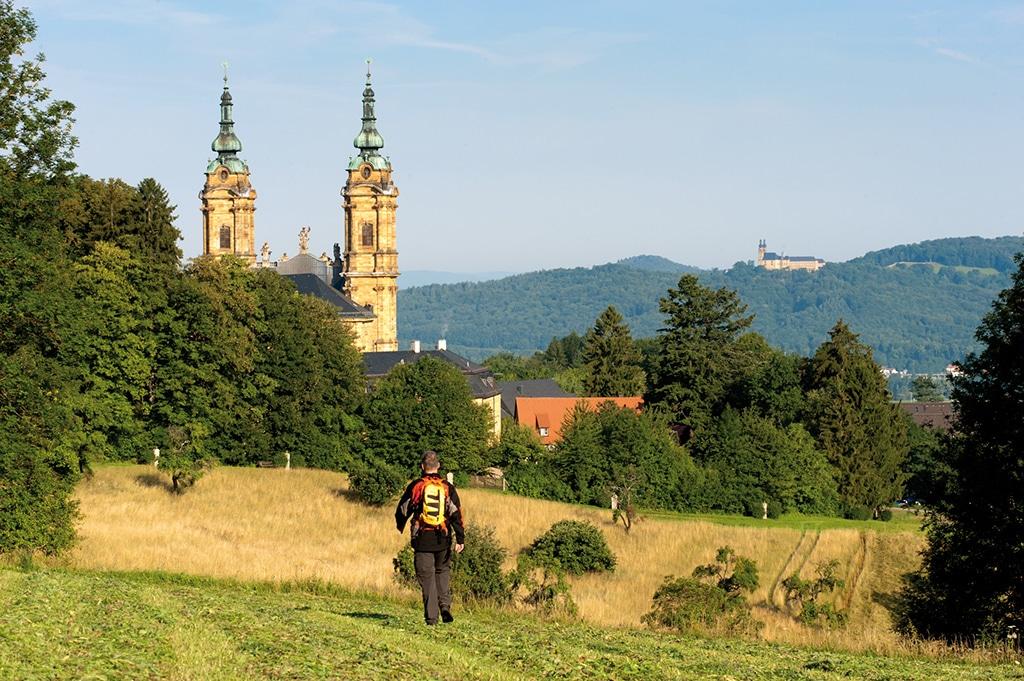 Vierzehnheiligen, Kloster Banz