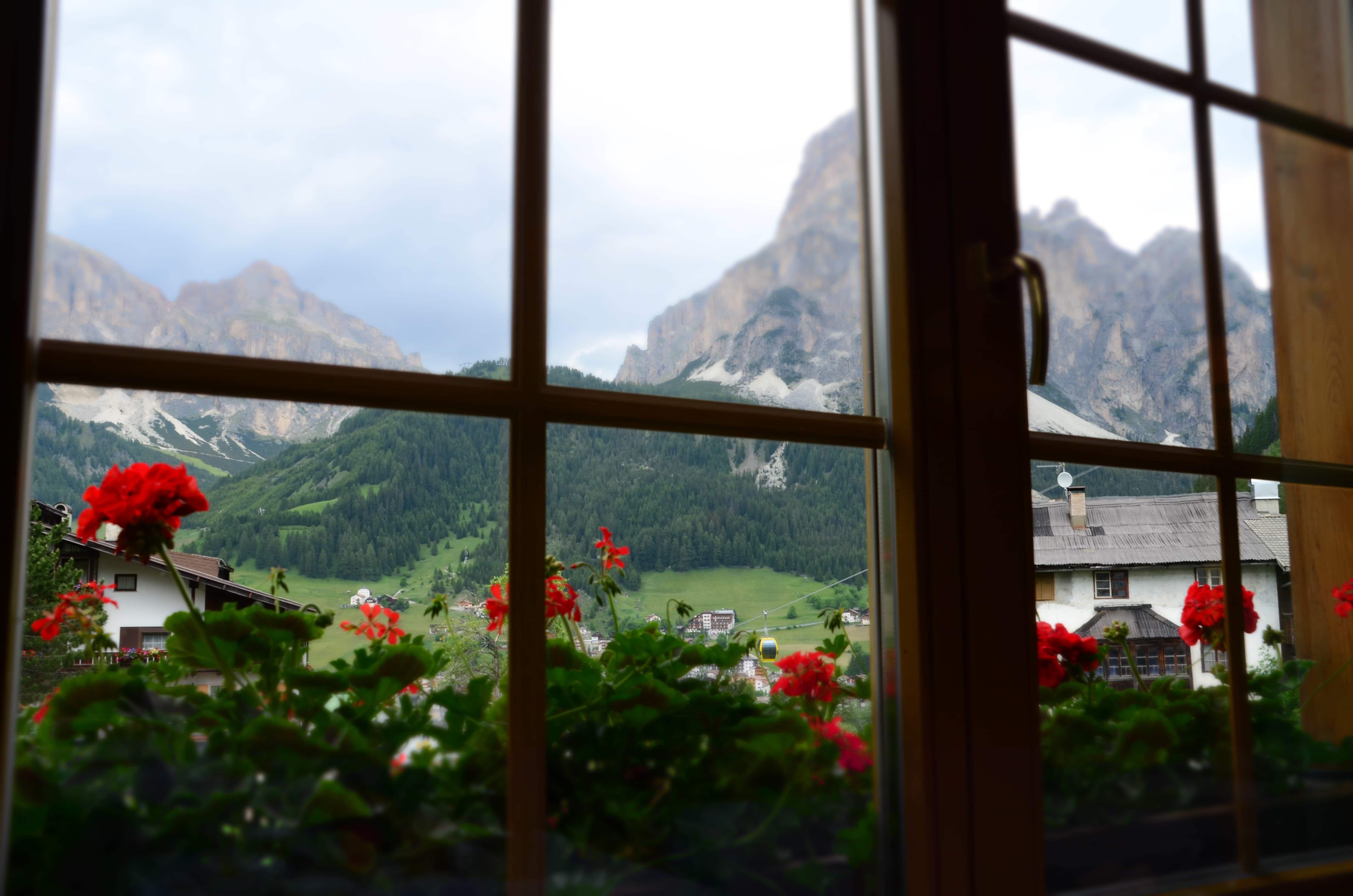 Das Berghotel Ladinia