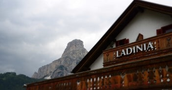Das Berghotel Ladinia in Corvara