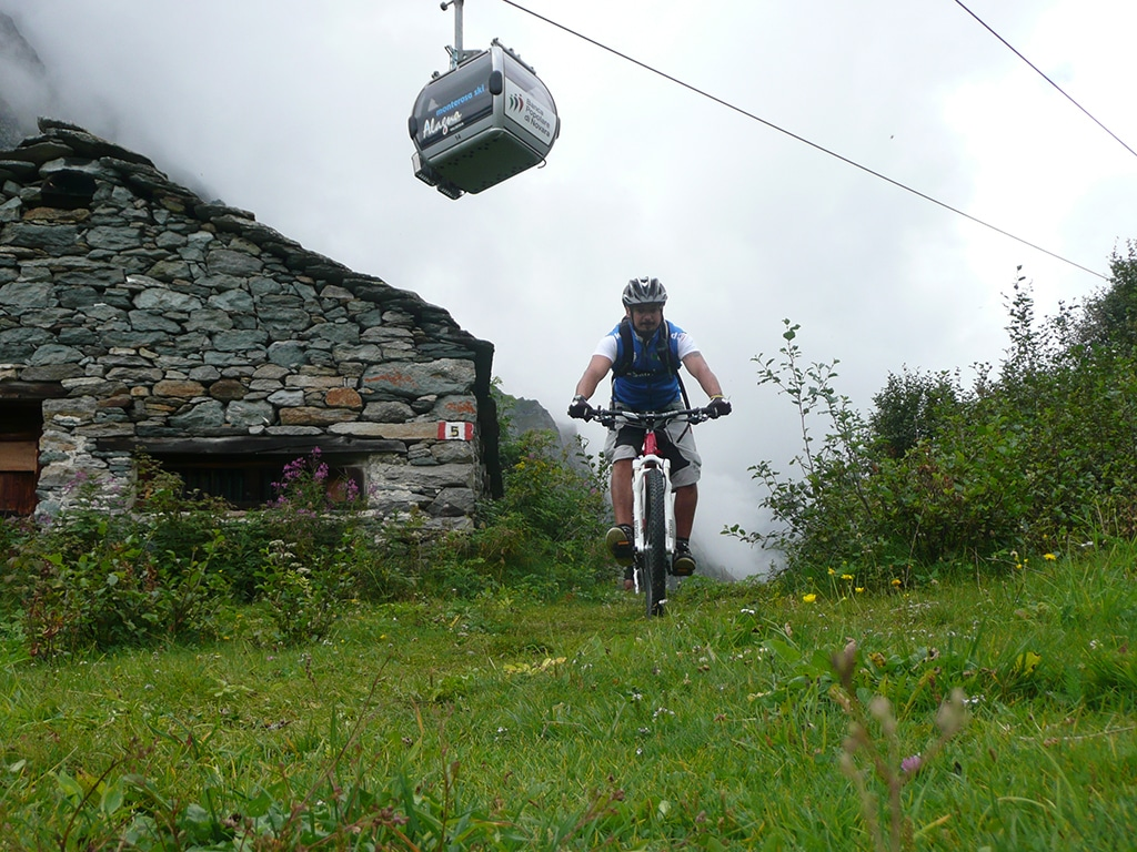 Mountainbike Piemont