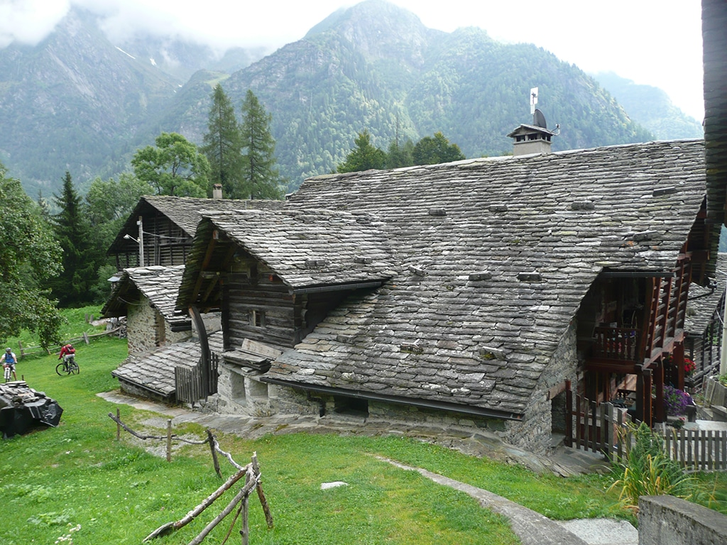 Walserdorf Piemont