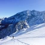 Beste Bedingungen für die ersten Berchtesgadener Land Winter Outdoor Tage