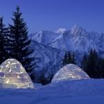 Übernachtung im Iglu – Schlafen wie ein Eskimo