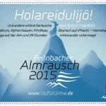 Gewinnspiel – 24 Stunden Wanderung Almrausch Bad Feilnbach