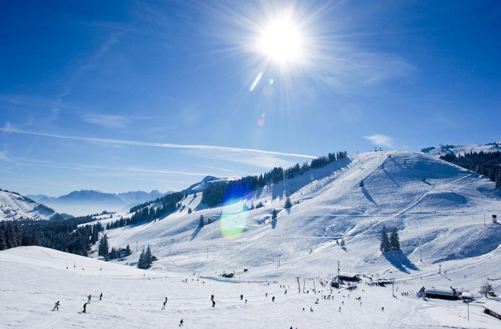 Ski im Sudelfeld
