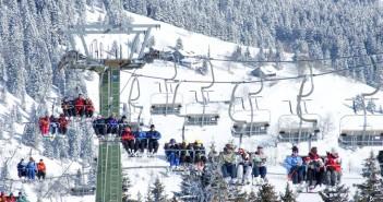 Skifahren im Sudelfeld