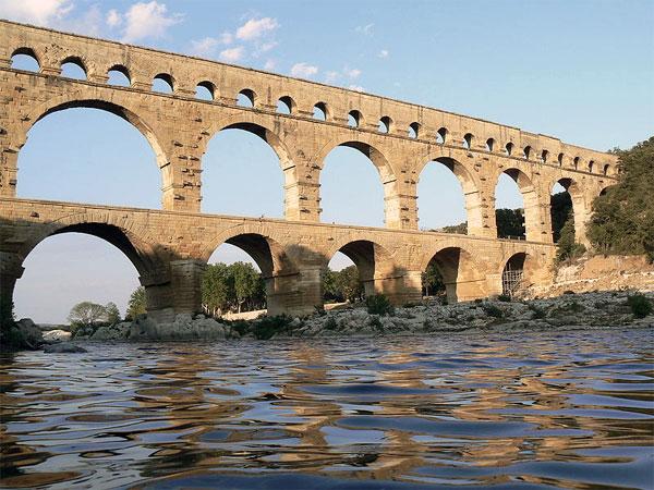 Pont du Gard Cevennen