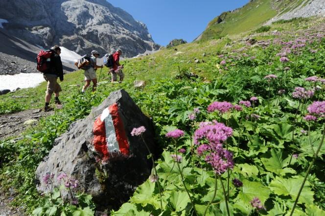Wanderwege im Kärntener Lesachtal
