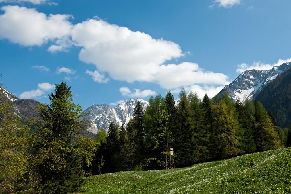 Wandern im Rosental Kärnten
