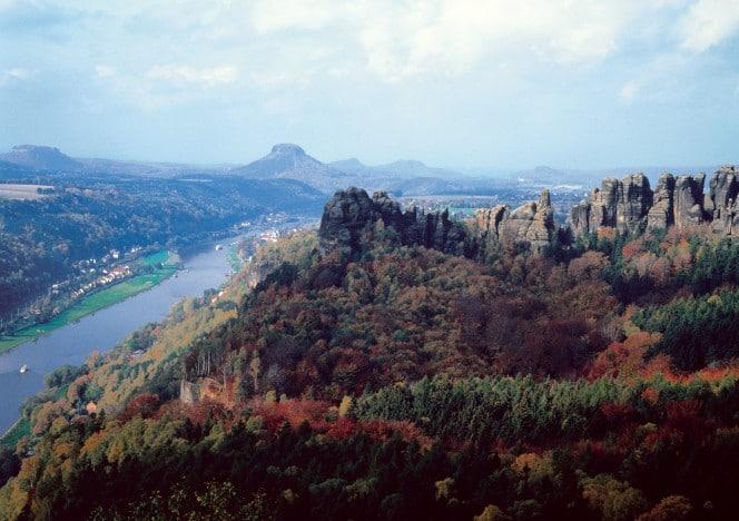 Urlaub Elbsandsteingebirge
