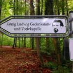 Bavaria Königsmarsch: Auf den Spuren des Märchenkönigs Ludwig II.