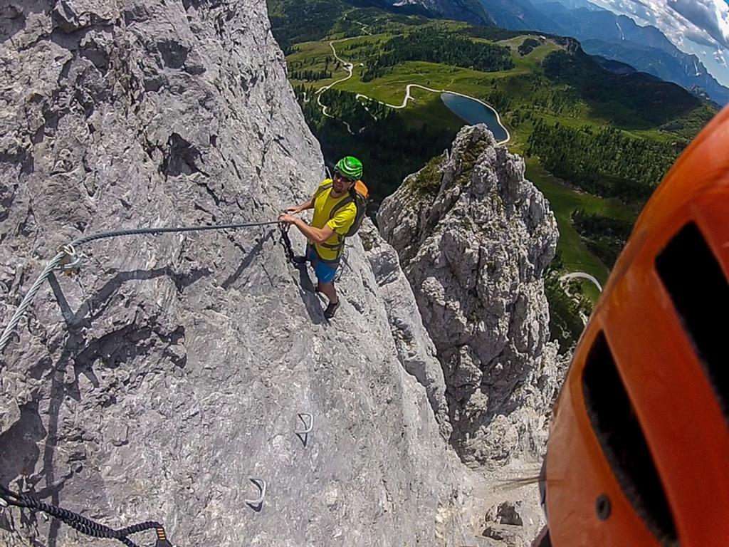 Klettersteig Däumling : Gailtal kärnten ein allround gebiet für jedermann