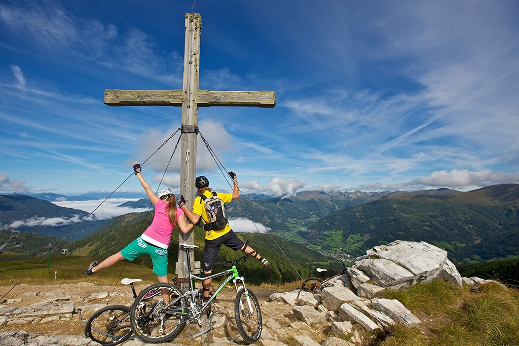 Mountainbike Nockberge