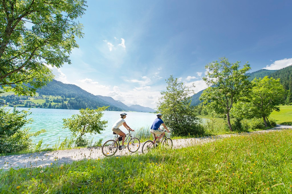 Weissensee in Kärnten - ein Paradiese in Österreich