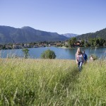 Am Schliersee Wandern – bergauf oder bergab kann jeder dem Ruf der Natur folgen
