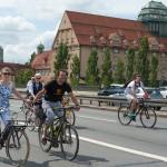 Die Münchner Radl Kulturtage: Für Jeden, der sich gern auf den Sattel schwingt