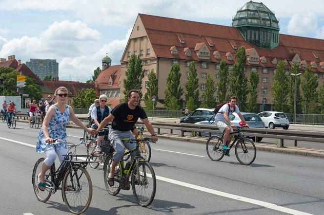 Platz da! Münchner Radl Kulturtage