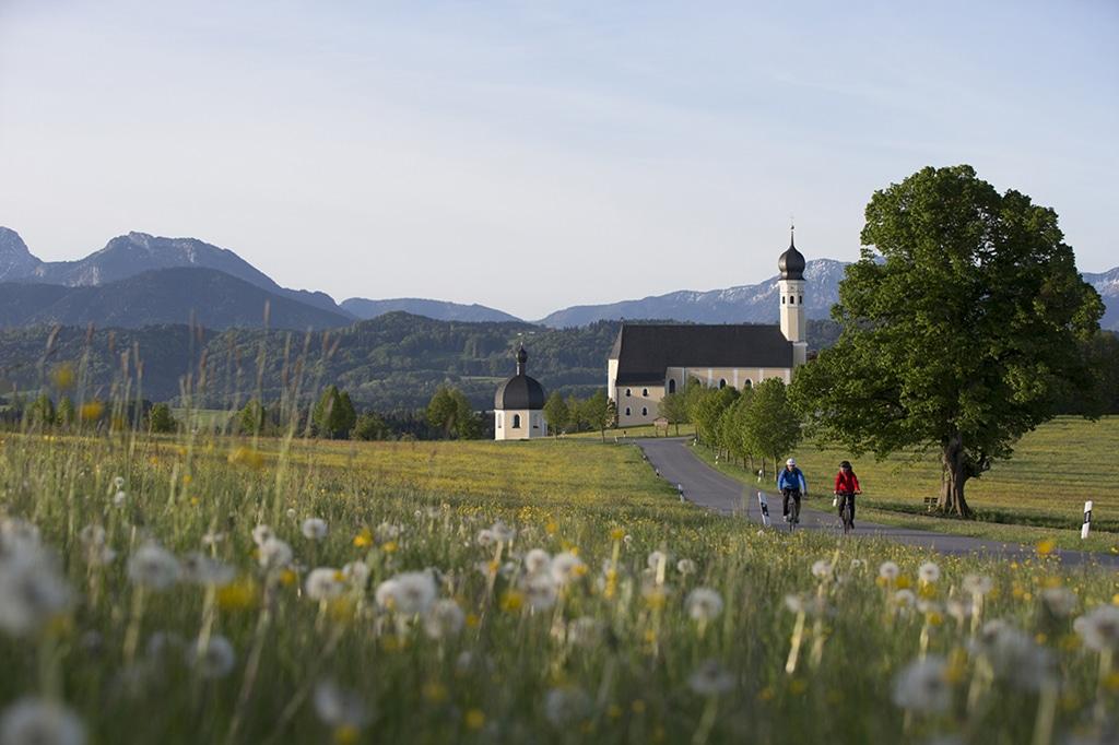 Mountainbike Tegernsee