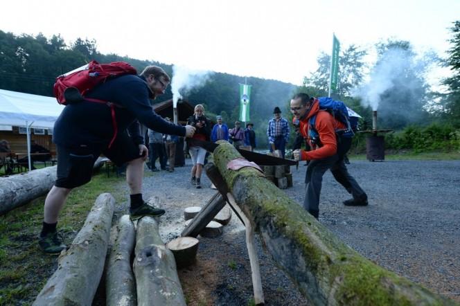 Beim Wandern in Bayern kommt keine Langeweile auf