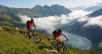 Biken im Saanenland / Gstaad