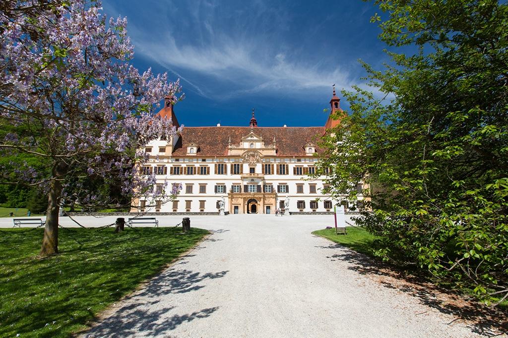 Sehenswürdigkeiten in Graz - Schloss Eggenberg