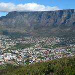 Wandern auf den Tafelberg