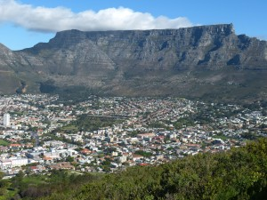Tafelberg Wandern