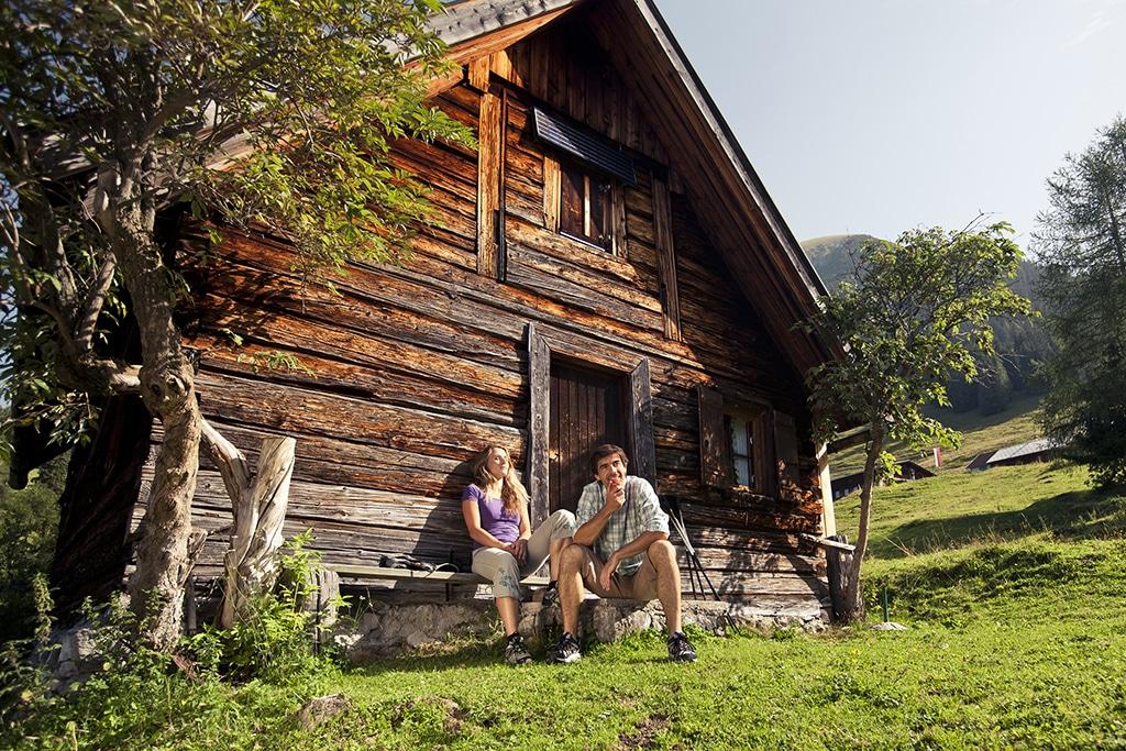Wandern und die Natur genießen im Lechtal in Tirol