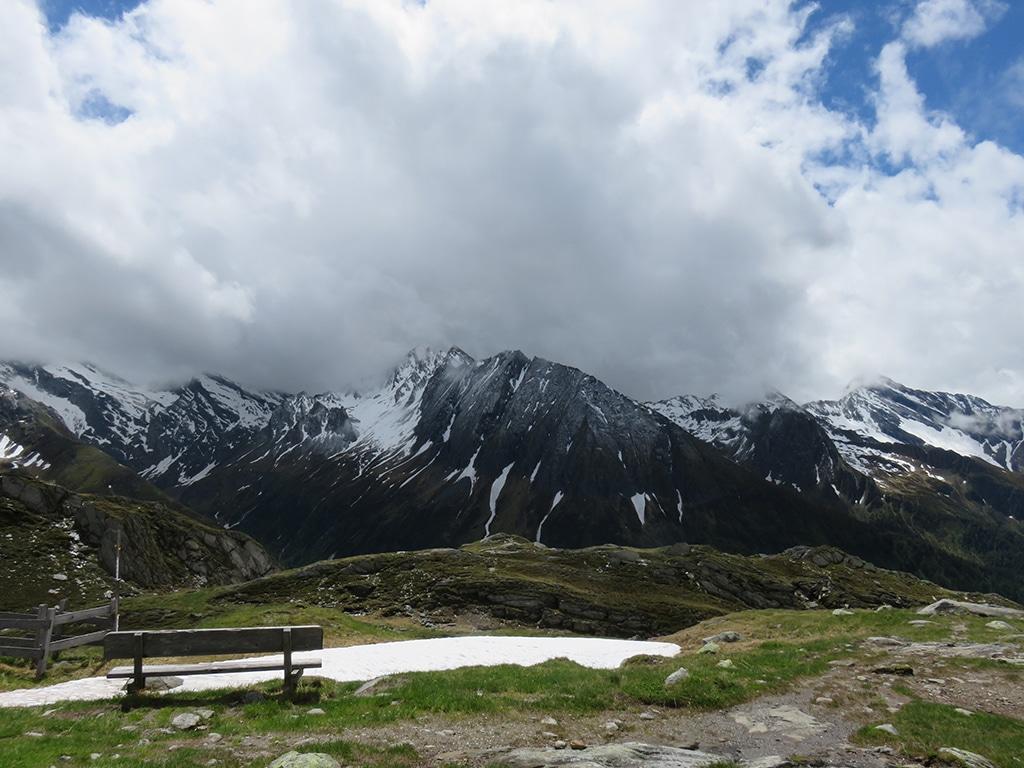 Alpenüberquerung zu Fuß (c) Julia Klockow