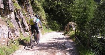 Transalp mit dem Mountainbike