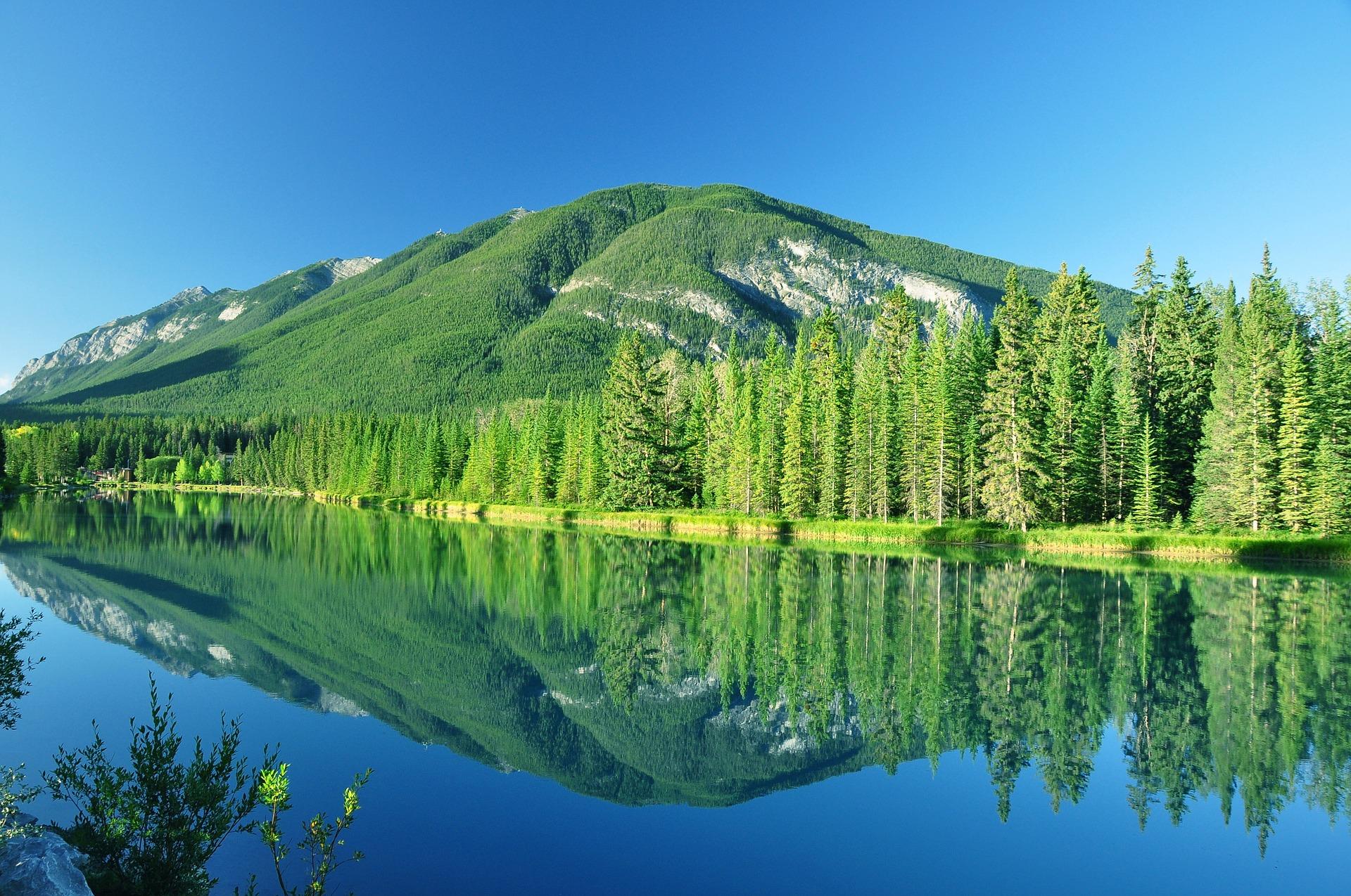 Kanada Banff Nationpark