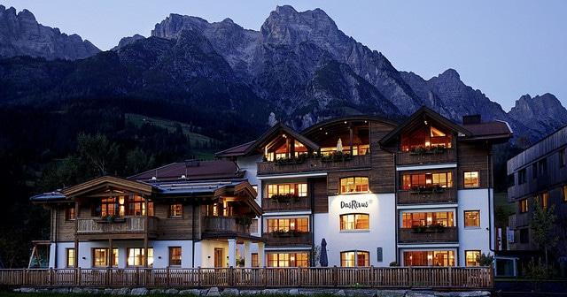 Die Rivus Appartements Leogang – alpiner Luxus im Salzburger Land