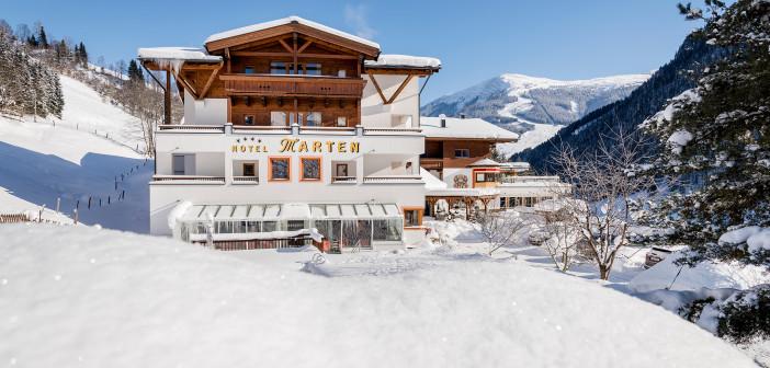 Das Genießer-Hotel Marten in Saalbach Hinterglemm