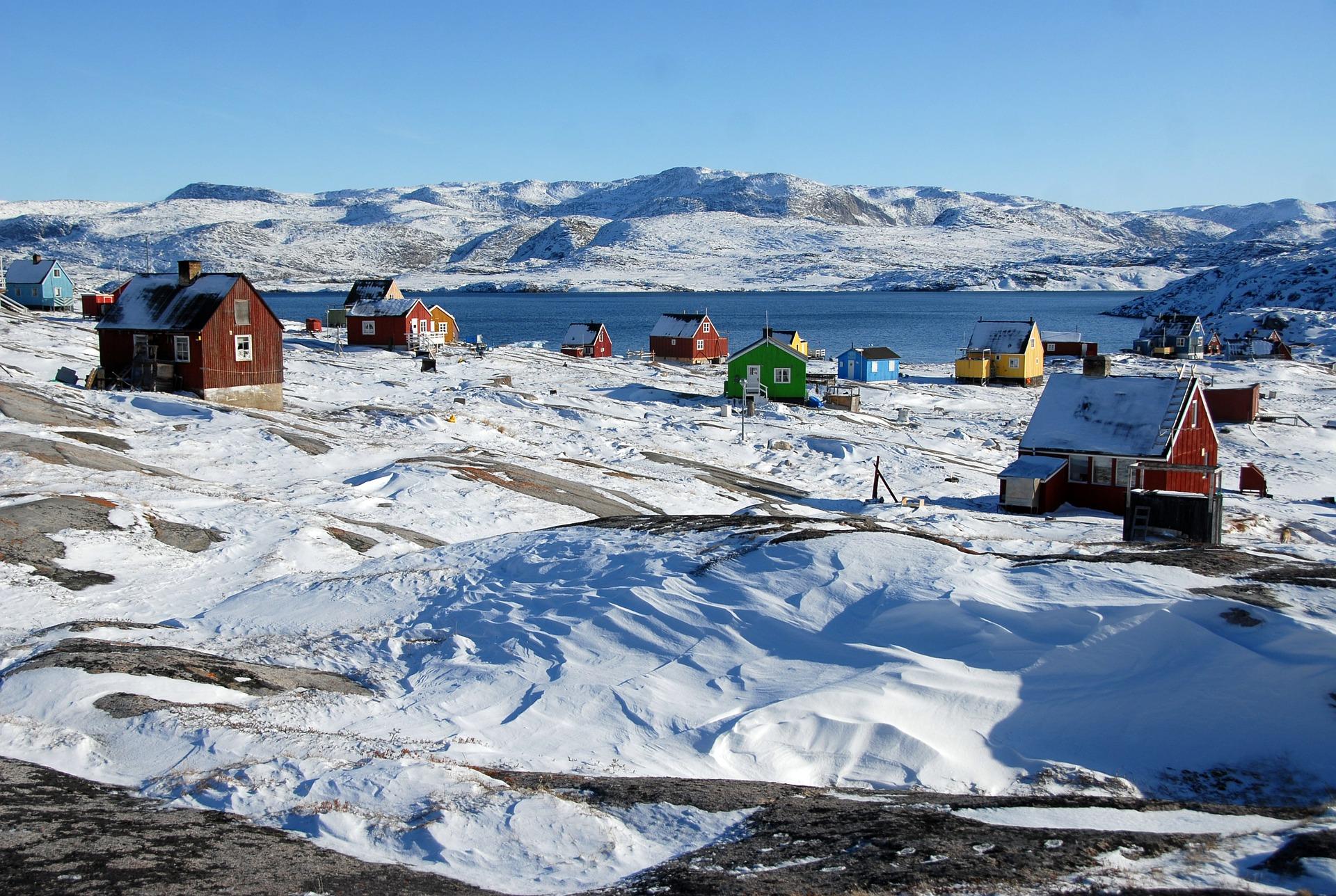 Fakten über Grönland