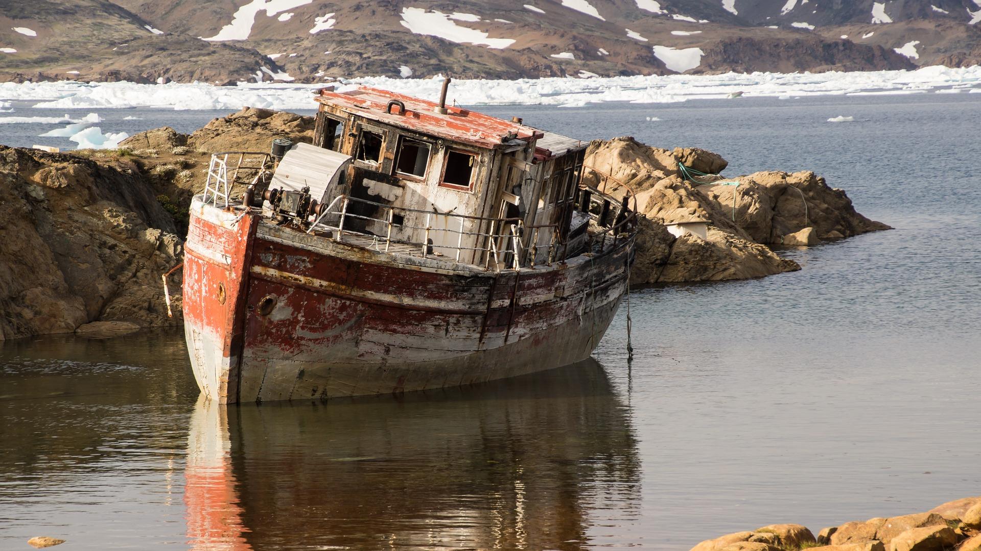 Urlaub in Grönland