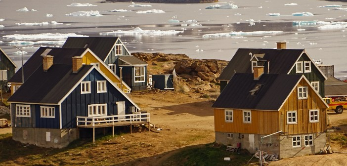 Urlaub im Eis: Grönland