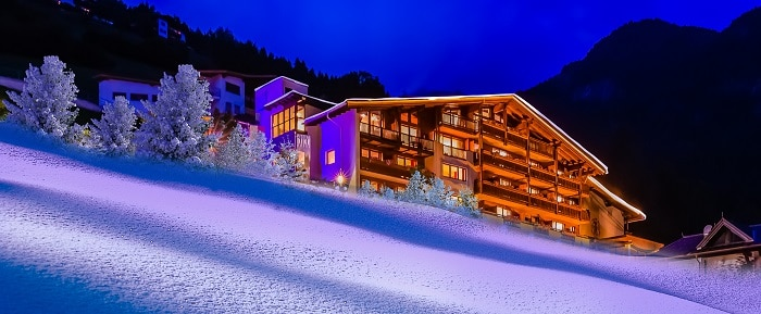 Skigebiet Hochzeiger Jerzener Hof