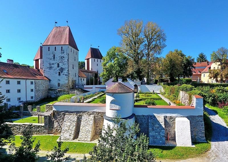 Paradiesgarten im Passauer Land