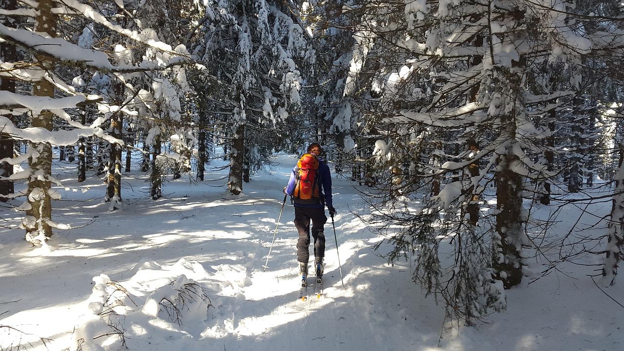 Skitourengehen in Oberbayern